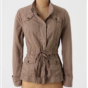 Hiking jacket by Anthropologie